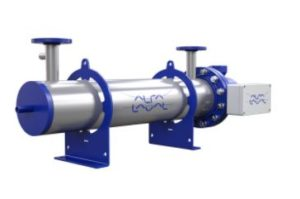 ALFA LAVAL, Aalbord EH HEAT EXCHANGER
