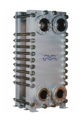 Alfa Laval Plate and Frame Heat Exchanger