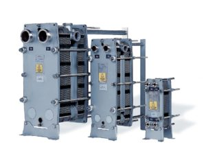 Alfa Laval BaseLine Gasketed Plate and Frame Heat Exchangers
