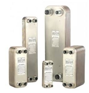 Bell and Gossett BPX Brazed Plate Heat Exchanger
