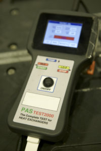 PasTest 2000 Integrity Testing Unit for Heat Exchangers and Pasteurisers Leak Detection
