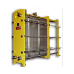 AGC Heat Transfer AR56-F Coated Tie-Bar Frame Heat Exchanger