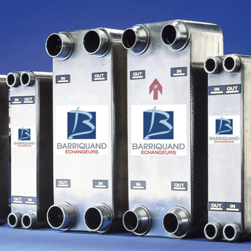 Barriquand Brazed Plate Heat Exchanger