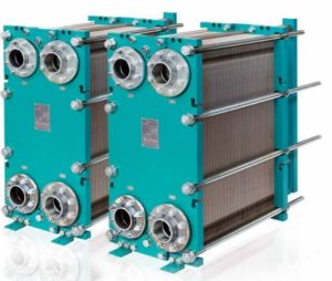 Thermowave ThermolineVario Heat Exchanger