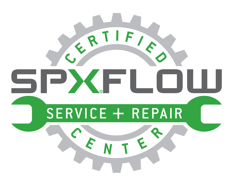 SPX Service Centre Logo