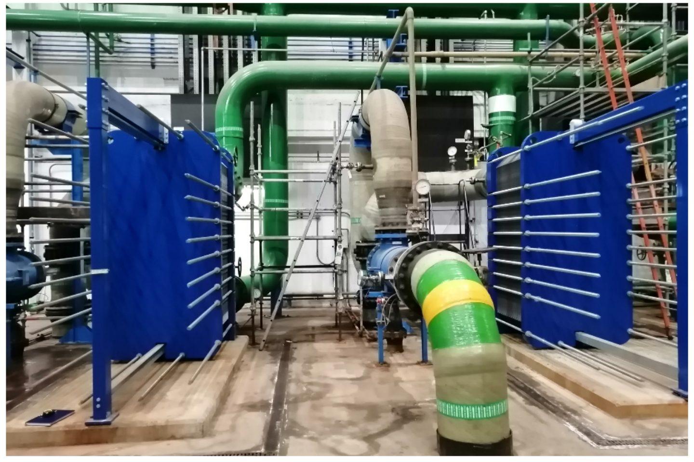 Power Station Heat Exchanger